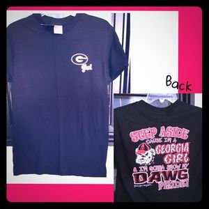 💥NWT Georgia Girl T-Shirt